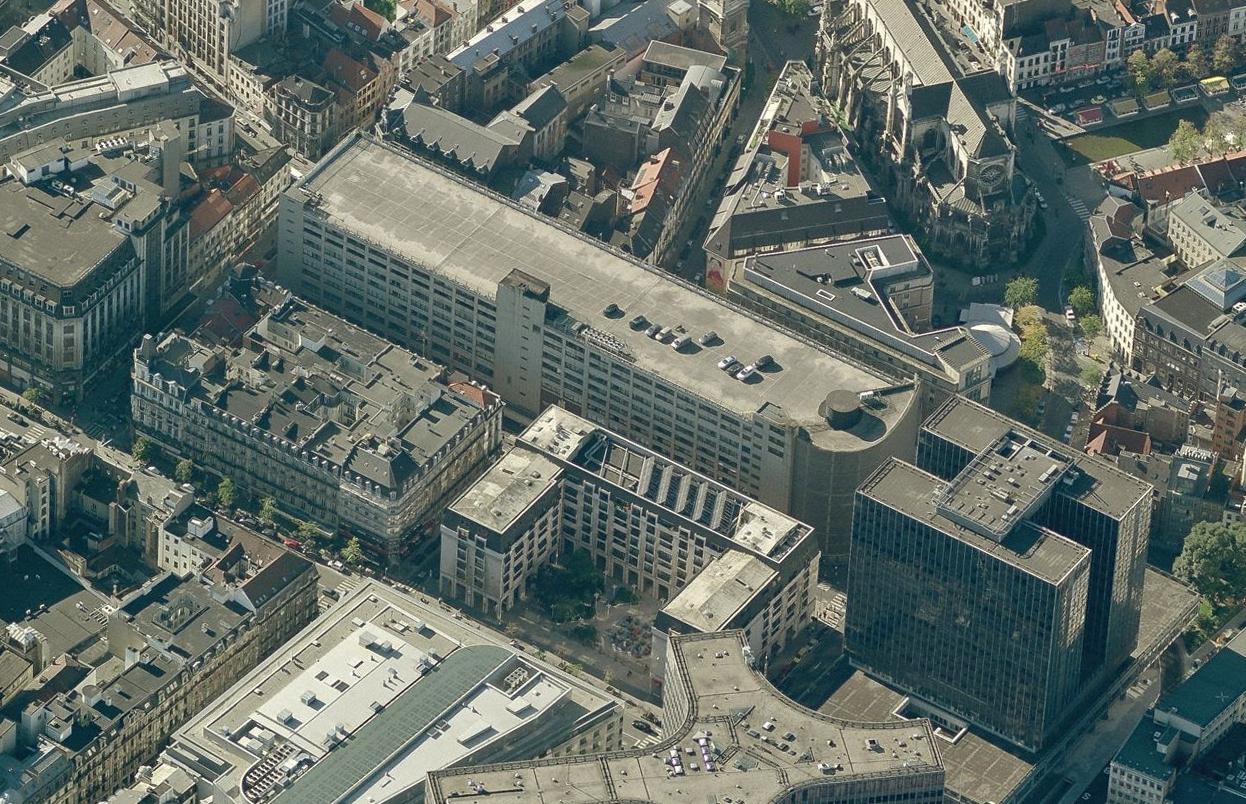 La Ville de Bruxelles veut 847 places de parking dans son piétonnier. Où est la cohérence ?
