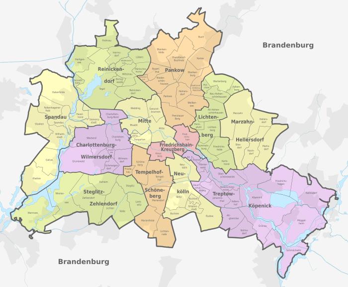 Berlin : dix enseignements du voyage d'étude de l'ARAU de 2016