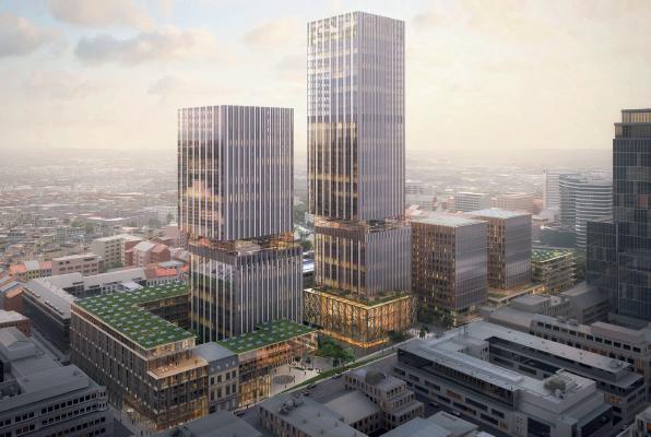 PAD Loi : la Région impose aux Bruxellois un urbanisme dépassé