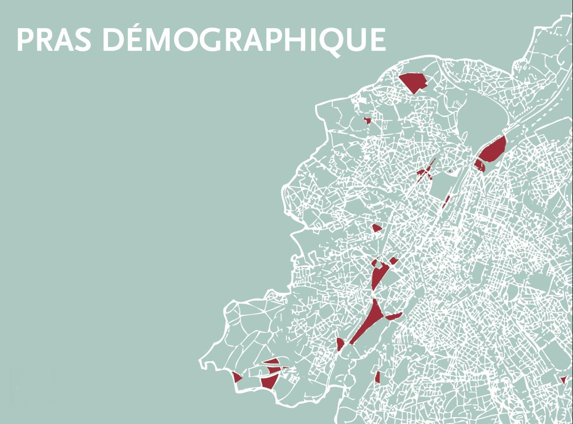 Projet de modification du PRAS, dit « PRAS démographique »