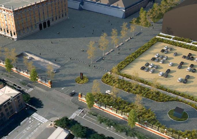 Nouvelle concertation Tour et Taxis : des parkings, encore des parkings, toujours des parkings !