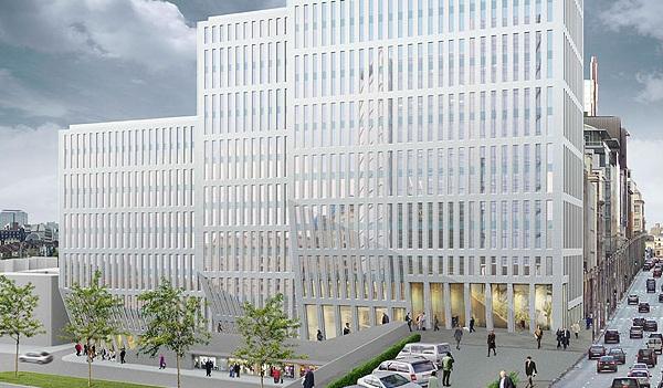 Rue de la Loi, 107-109 : La Ville doit promouvoir un projet mixte conforme aux plans, au schéma directeur et au futur plan urbain Loi