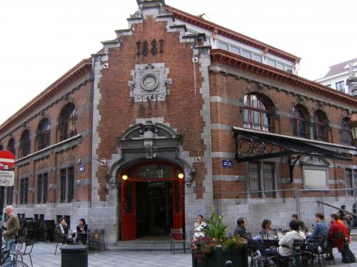 Évolution urbanistique du quartier Saint-Géry