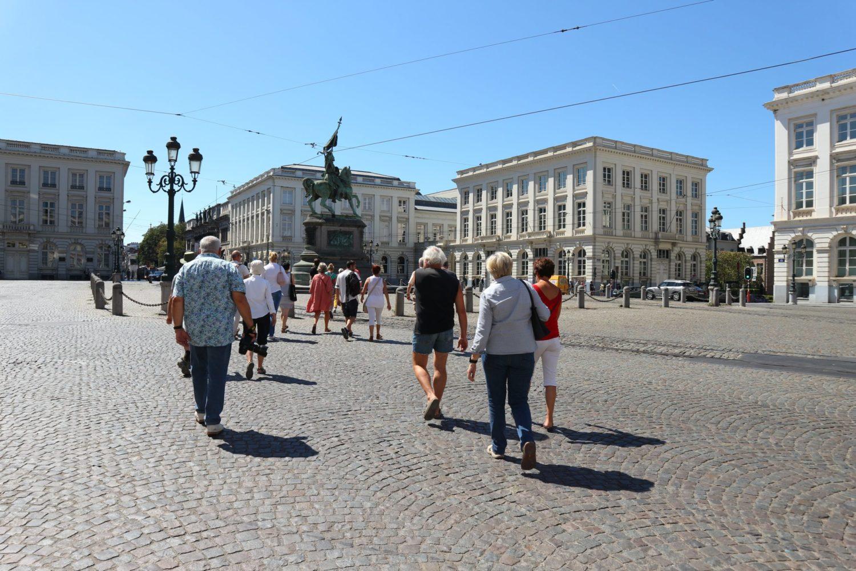 L'ARAU soutient le projet de restauration des espaces publics de la Place Royale et suggère de l'accompagner  d'une « zone de rencontre »