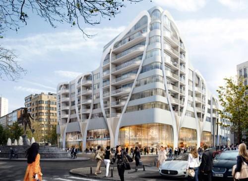 Le projet Toison d'Or comprendra 15% de logement public à finalité sociale