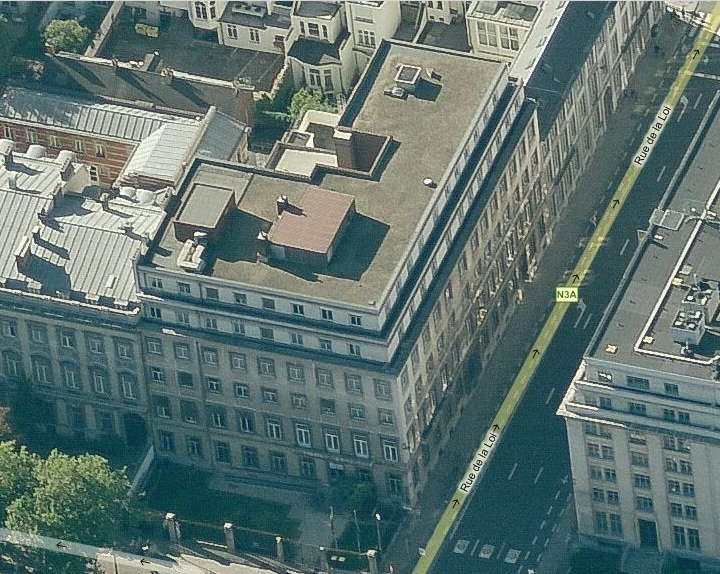 Immeuble Régent-Loi : s'abstenir de démolir, il faut rafraîchir !