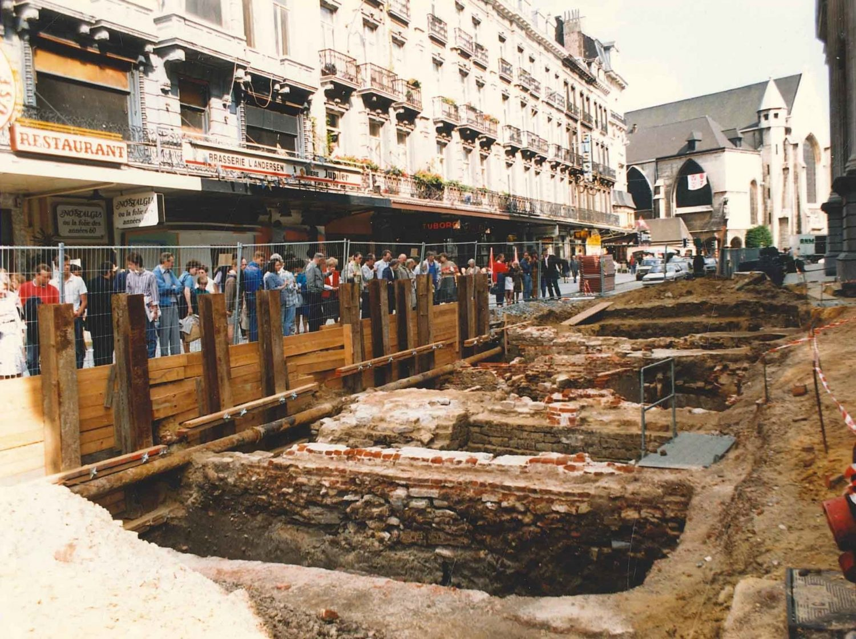 Réaménagement de la Bourse : la Ville de Bruxelles a trompé le public !