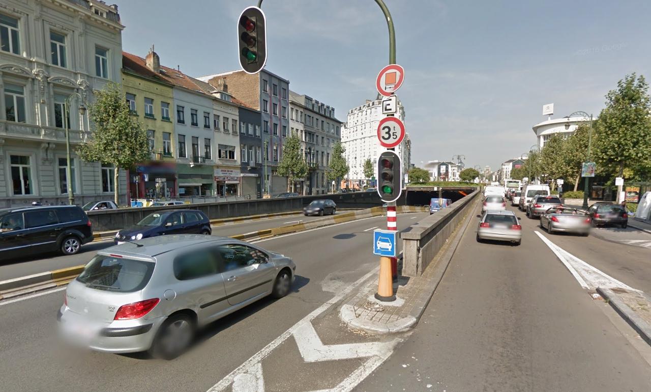 L'ARAU demande la fermeture définitive du tunnel Léopold II