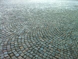 La pierre naturelle en voirie : un patrimoine culturel bruxellois. Journée d'étude le vendredi 24 janvier 2014