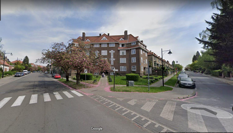 Angle de l'avenue des Ortolans et de la rue du Pinson, 1170 Bruxelles